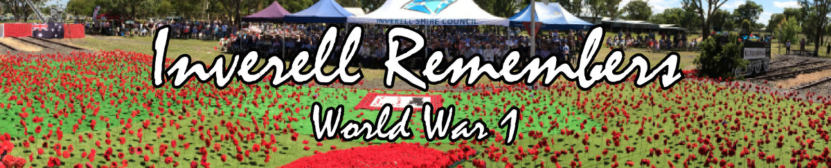 Inverell Remembers - Kurrajong Re-Enactment